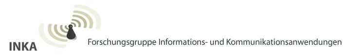 INKA - Forschungsgruppe Informations- und Kommunikationssysteme
